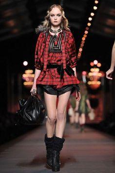 Dior, Fall 2011