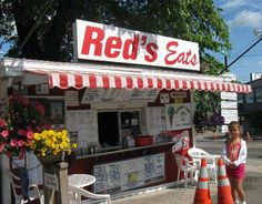Real Maine lobster rolls...great but often too long a wait when there's a place across the street almost as good;)