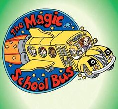 651. Ride on the Magic School Bus with Miss Frizzle