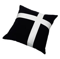 'Brompton Cross' Velvet Striped Cushion £95 http://www.kellyhoppen.com/shop-by-type/cushions/large-brompton-cross-velvet-cushion
