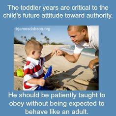 Teach your children well.....