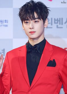 Wow they should have won best male outfit cuz he looks flipping beautiful Actors Male, Asian Actors, Korean Actors, Actors & Actresses, Cha Eun Woo, Cha Eunwoo Astro, Fandom Kpop, Lee Dong Min, Handsome Faces
