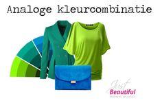 """Analoge Kleurencombinatie"" by justbeautiful on Polyvore featuring mode, ESCADA en Mansur Gavriel"