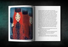Children's Book // The Seven Dwarfs Seven Dwarfs, Children's Book Illustration, My Children, Childrens Books, Cover, Anna, Behance, Children's Books, My Boys
