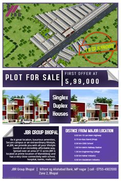 JBR Group Construction Company, Provide Cheapest Residential Plots in Bhopal, Mandideep and hoshangabad road, colonizer in Bhopal Construction Companies, Bathroom Vinyl, Home Decor Baskets, Plots For Sale, Cheap Houses, Duplex House, How To Clean Furniture, Home Inspection, Garage House
