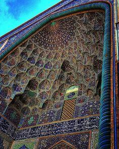 17 imagens revelam a beleza hipnotizante das mesquitas do Irã - Mega Curioso