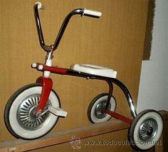 Nuestro triciclo