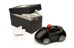 All Playsam cars come beautifully wrapped in tissue cloth and presented in an awesome gift box.