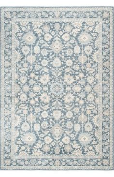 Waverly Allover Floral VC02 Rug