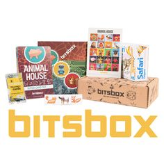 Every month, a beautiful set of app creation projects will appear on your kiddo's doorstep. Each month is a new theme (animals, robots, pranks, etc.) with new types of apps and new things the kids are learning. TO Learn more, visit Bitsbox.com