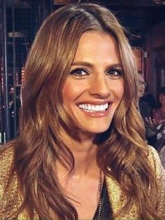 Kate Beckinsale Hot, Kate Beckett, Stana Katic, Castle, Smile, Actresses, Castles, Laughing