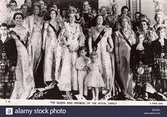 Afbeeldingsresultaat voor coronation of queen elizabeth 2