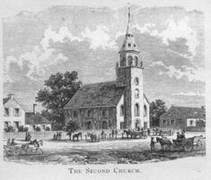 Dutch Reformed Church Bergen New Jersey   Old Bergen Reformed Church / Dutch…