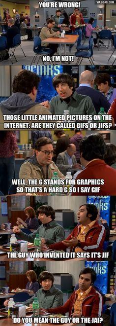 Gif vs Jif