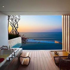 Anantara Uluwatu Bali Resort Indonesia. Cascading down the cliffside luxurious suites pool villas and duplex penthouses blend innovation and indulgence with priceless Indian Ocean views. Photo by @anantarauluwatu #welovehotels #wonderfulhotel #beautifulhotels #luxuryretreat #anantarauluwatu #anantarauluwaturesort #bali #baliresort #indonesia #visitbali #poolvilla #poolwithaview #oceanview #amazingview #privatevilla #beautifulplace #luxuryresort #luxuryvacation #luxuryvilla #indianocean…