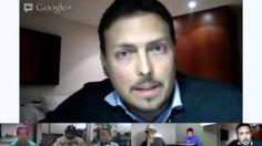 Hangout Con Sebastian Saldarriaga Acerca de Los Negocios En Internet, via YouTube.