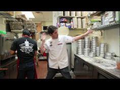 World Pizza Games Champion: Eric Corbin at Joe's NY Pizza in Las Vegas NV