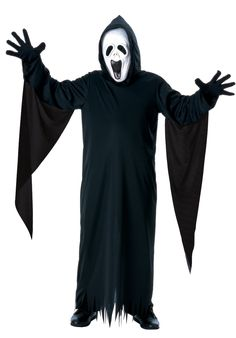 Howling Ghost Child Costume - Child Halloween Costumes at Escapade™ UK