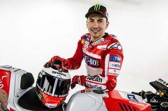 【MotoGP】 ホルヘ・ロレンソ、新天地ドゥカティで「優勝よりも進歩に拘る」  [F1 / Formula 1]