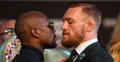 Conor McGregor: Floyd Mayweather Already a 'Beaten, Broken' Man  #celebrity #news #photos #movies #tvshows
