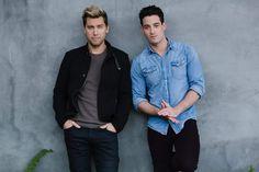 Lance Bass & Michael Turchin