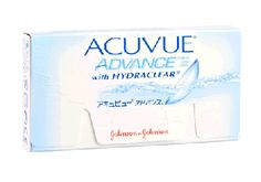 45efbc94861f4 Acuvue Advance (Caja con 6 Lentes de Contacto) - Lentematic. Los lentes de