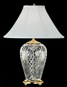 Waterford crystal kingsley 22 crystal lamp waterford crystal waterford kilkenny 29 lamp 79500 aloadofball Image collections