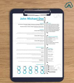 looking for someone to design and edit your resume check out my