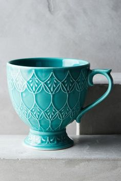 Tea Room Colorful Mug | Click to Buy at Anthropologie