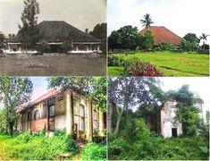 Miris….Rumah Peninggalan Abad 18 Diabaikan