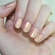 ORLY Nail Polish Spring Color Gilded Coral - Google Search