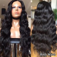 Breathable 360 Lace Wig Pre Plucked