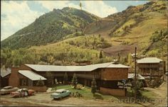 old Aspen Colorado  | Our old neighbor....Blue Spruce Ski Lodge Aspen Colorado