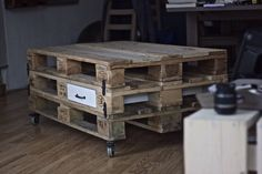 Hey, I found this really awesome Etsy listing at https://www.etsy.com/listing/245135137/design-pallet-table