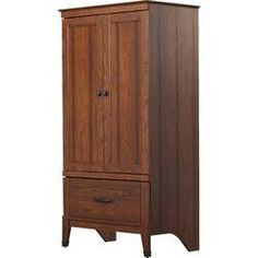 Chappel 2 Door Wardrobe & Reviews | Birch Lane Kitchen Cabinet Storage, Wardrobe Armoire, Furniture, Tall Cabinet Storage, 2 Door Wardrobe, Wrought Iron Style, Trent Austin Design, Cabinet, Diy Wardrobe