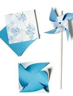 The Pinwheel Have your kids make this simple, easy craft that they can enjoy outside.