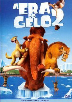 A ERA DO GELO 2 DVD *DUBLADO* - MIRAGEM DVD NOVOS & USADOS