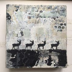 Painting Lena M
