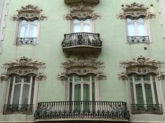 Calle Paz, Valencia, Spain