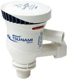 Attwood Tsunami Dual Outlet 3/4""