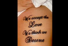 I will give you 10 beautiful quotes for your tattoo for $5
