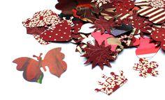 300 gemischte Konfetti für Tischdekoration zum von ChristianePaper, $5.00