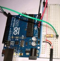 Arduino and DS28B20 setup is super simple ...