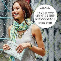 Vous aimez les bijoux et la mode? Vous avez besoin d'un revenu complémentaire? Le métier de styliste vous intéresse ? N'hésitez pas à me contacter pour toute information concernant la marque Stella & Dot (région Est de la France ) http://ift.tt/1XyWavm http://ift.tt/1IcfTKH Pinterest : @smersyStellaDot Insta: sophiemersy_stylist_stelladot #stelladotfr #stellaanddot #vdi#complementderevenu#venteadomicile#jobdereve