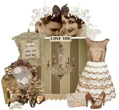 """""""""""Love is a promise; love is a souvenir, once given never forgotten, never let it disappear."""" – John Lennon"""" by ellapage ❤ liked on Polyvore"""