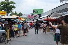 Chatuchak market by mrcmh