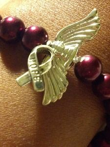 Wings of Hope Sickle Cell Awareness from Charmedandfabulous.bigcartel.com