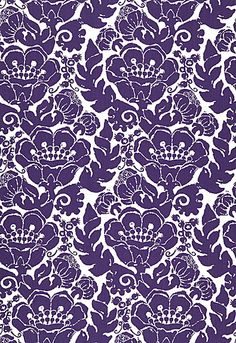 Louis Nui Damask Print [FAB-987723] : Designer Wallcoverings, Specialty Wallpaper for Home or Office