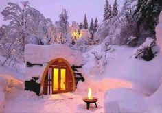 Mountain Cabin in Flims, Switzerland