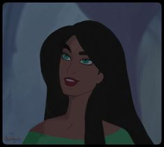 Esmeralda with straight hair. Cartoon Memes, Cartoon Icons, Girl Cartoon, Cartoon Characters, Cartoons, Disney Girls, Disney Art, Disney Princess, Disney Animated Movies
